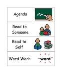 Visual Board Maker Classroom Schedule