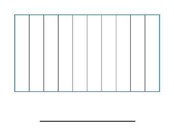 Visual Boards for Fractions