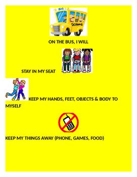 Visual Bus Chart
