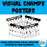 Visual CHAMPS Behavior Expectations