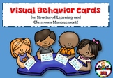 Behaviour Management Cards for kids with Autism/Special Ed