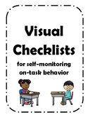 Visual Checklists for Self-Monitoring