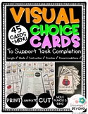 Visual Choice Cards