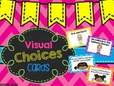 Visual Choice Cards