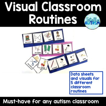 Visual Classroom Routines