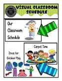 Visual Classroom Schedule (pdf)