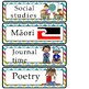 FREE Visual Classroom Schedule