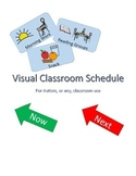 Visual Classroom Schedule for Autism