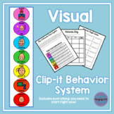 Visual Clip-It Behavior System