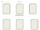 Visual Cluster Cards- Subitizing