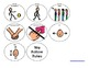 Visual Commands for Lanyard or Bracelet (for the Teacher)