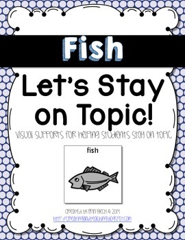 Visual Conversation Support: Fish