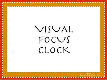 Visual Countdown Clock