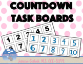 Visual Countdown Task Boards