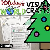 Visual Crafts for Holidays Around the World | Christmas Ho
