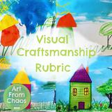 Visual Craftsmanship Rubric