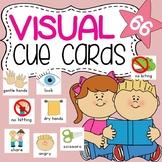 Visual Cue Cards - 66!