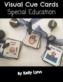 Visual Cue Cards special education