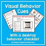 Visual Cues Behavior Checklist