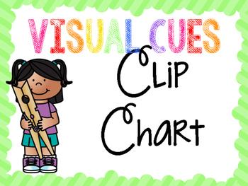 Visual Cues Clip Chart