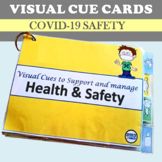 Visual Cues to Manage Health and Safety COVID-19