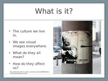 Visual Culture Presentation