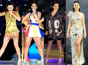 Visual Culture and Fashion Design--Katy Perry-Inspired Project