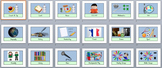 NSW Foundation Font- Daily Planner Picture Cards (Visual Schedule)