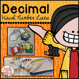 "Decimal Number Lines ""Place Value"""