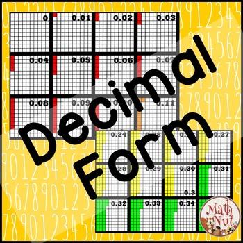 "Decimal Number Lines ""Place Value"""