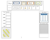 Visual Desk Mat for Students with ASD and other Intellectual Disabilities