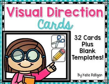 Visual Direction Cards