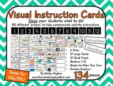 Visual Direction Cards: 57 Terms [Ashley Hughes Design]