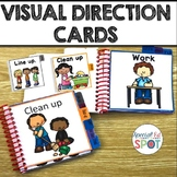 Visual Direction Cards (Autism)