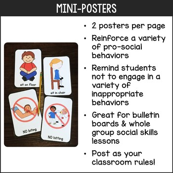Visual Reminders for Behavior