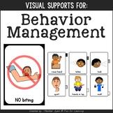 Visual Reminders for Behavior
