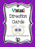 Visual Direction Cards/Picture Direction Cards/Visual Procedure Cards