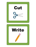 Visual Direction Task Cards