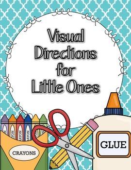 Visual Directions {Freebie}