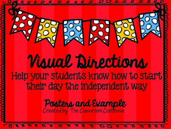 Visual Directions Posters
