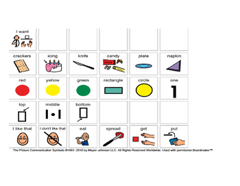 Visual Directions for Making an Edible Traffic Light!