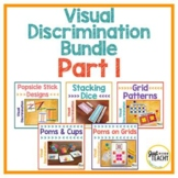Visual Discrimination Bundle Part 1