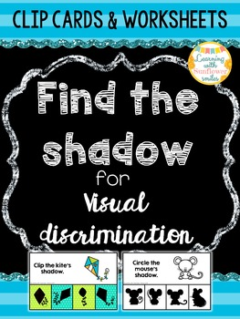 Visual Discrimination: Find the Shadow
