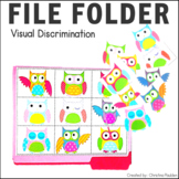 Visual Discrimination Matching Game