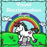 Visual Discrimination - Shapes
