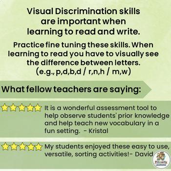 Same and Different: Sort & Classify Farm Animals in Preschool and Kindergarten!