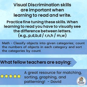 Same and Different: Sort and Classify Sea Creatures in Preschool & Kindergarten