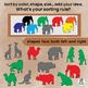 Same and Different: Sort and Classify Zoo Animals in Preschool & Kindergarten.