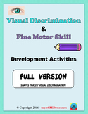 Visual Discrimination and Fine Motor Skills Development Ac