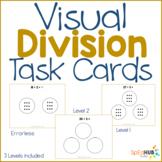Visual Division Task Cards